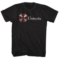 Resident Evil Horror Science Fiction Film Video Game Umbrella Corp Adult T-Shirt