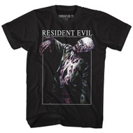 Resident Evil Horror Science Fiction Film Video Game Zombie Adult T-Shirt Tee