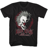 Killer Klowns from Outer Space 1988 Fantasy Film Movie Tasty Adult T-Shirt