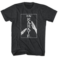 Hai Karate Aftershave Fragrance Hands Karate Chop Adult T-Shirt Tee