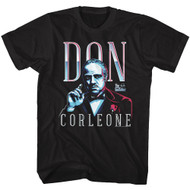 Godfather 1970s Mob Crime Drama Movie Don Corleone Adult T-Shirt Tee