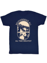 Muhammad Ali 1960s Greatest Boxer Of All Time Picture Perfect Adult T-Shirt Tee