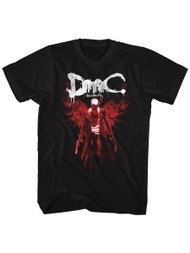 Devil May Cry Video Game Action Adventure Combat Definitive Adult T-Shirt Tee