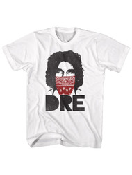 Andre The Giant Big Dre Bandana Adult T-Shirt Tee
