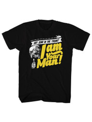 Redd Foxx Sanford And Son TV Sitcom I Am Your Man! Adult T-Shirt Tee