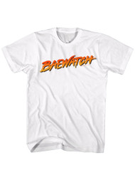 Baywatch 90's Drama Beach Patrol Lifeguard Baewatch Logo White Adult T-Shirt Tee