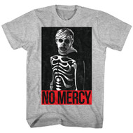 Karate Kid 1980's Teen Martial Arts Movie No Mercy Cobra Kai Adult T-shirt