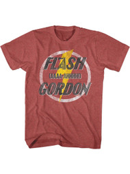 Flash Gordon 1930's Comic Strip Vintage Style AHHH Search For Adult Tshirt Tee