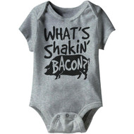 American Classics Bacon Infant Baby Snapsuit Romper