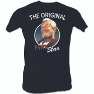Red Foxx Pawn Star Adult Mens T-Shirt Tee