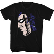 The Phantom Comic Hero Strong Crime Fighter Adult T-shirt Tee