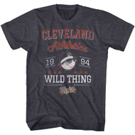 Major League Cleveland 94 Navy Heather Adult T-Shirt Tee