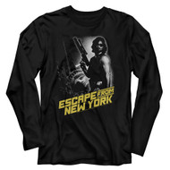 Escape From New York Escape Statue of Liberty NY Adult Long Sleeve T-Shirt Tee
