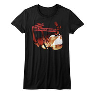 Duran Duran 1978 English New Wave Synthpop Band Red Carpet Juniors T-Shirt Tee