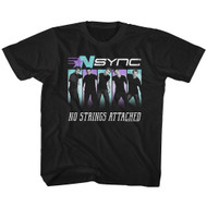 NSYNC 1995 Boy Band No Strings Attached Profile Pictures Youth T-Shirt Tee