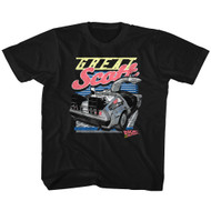 Back To The Future 1985 Comedy Action Movie Great Scott Youth T-Shirt Tee