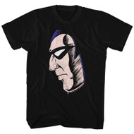 The Phantom Face Adventure Hero Comic Character American Classics Adult T-Shirt