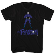 Phantom Adventure Masked Hero Comic Character American Classics Adult T-Shirt