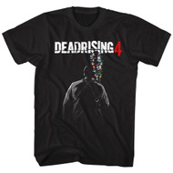 Dead Rising 4 Survival Horror Video Game Zombie Attack Batmas2 Adult T-Shirt Tee