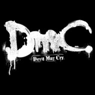 Devil May Cry Video Game Action Adventure Combat Series Logo Adult T-Shirt Tee
