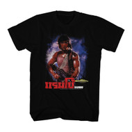 Rambo Movie Action Adventure Unknown Adult T-Shirt Tee