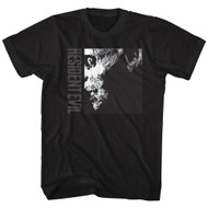 Resident Evil Horror Science Fiction Video Game Scary Zombie Adult T-Shirt Tee