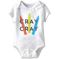 American Classics Cray Infant Baby Snapsuit Romper