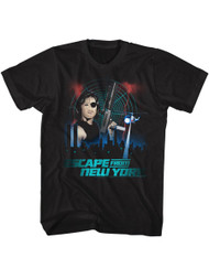 Escape From New York Efny Black Adult T-Shirt Tee