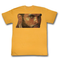 Mr. T 1980's Wrestler Boxer Ain't a Happy Mr. T Serious Face Adult T-Shirt Tee