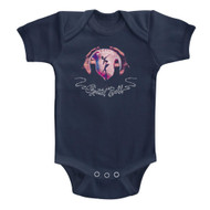 Styx Crystal Ball Solid Infant Baby Romper Creeper Snapsuit
