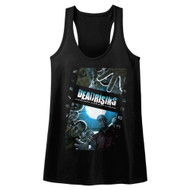 Dead Rising Survival Horror Video Game Zombie Film Womens Tank Top Tee