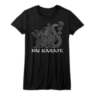 Hai Karate Aftershave Fragrance Hk Dragon Sketch Juniors T-Shirt Tee