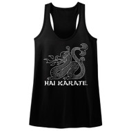 Hai Karate Aftershave Fragrance Hk Dragon Sketch Womens Tank Top Tee