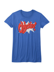 Ace Attorney Witness Defense Court Trial Video Game Objection Juniors T-Shirt