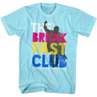 Breakfast Club 1985 Comedy Drama Bender Adult T-Shirt 80s Movie