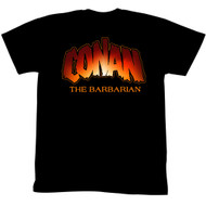 Conan Movie New Logo Adult T-Shirt Tee