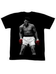 Muhammad Ali Again Adult T-Shirt Tee