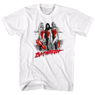 Baywatch 90s Beach Drama Series The Red Suits Adult Mens T-Shirt Tee
