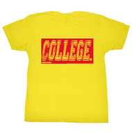 Animal House Movie College Oby Adult Mens T-Shirt Tee
