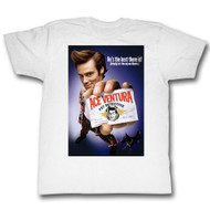 Ace Ventura: Pet Detective Comedy Movie Poster Best There Is Adult Mens T-Shirt
