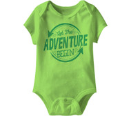 American Classics Adventure Infant Baby Snapsuit Romper
