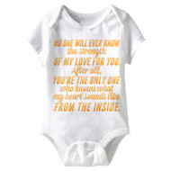 American Classics Squishy Infant Baby Snapsuit Romper