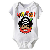 American Classics Yarg! Infant Baby Snapsuit Romper