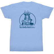 Conan Movie My Barbarian Adult T-Shirt Tee