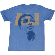 Muhammad Ali Ali Look Over Here Adult T-Shirt Tee