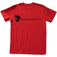Red Foxx Racks Adult T-Shirt Tee
