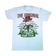Red Foxx Original Fade Adult T-Shirt Tee