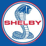 Shelby Cobra snake American Sports race Car Adult T-shirt Graphic Tee