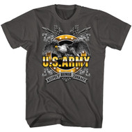 U.S. Army Respect Honor Courage Adult Short Sleeve T-Shirt Graphic Tee