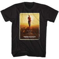 Terminator Dark Fate Welcome to the Day After Judgement Day Poster Adult T-shirt Graphic Movie Tee
